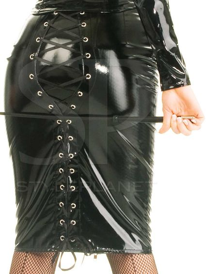 Lackrock - Temptress Skirt – Bild 1