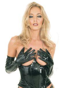 Lack Handschuhe 001