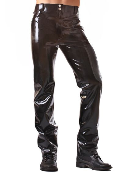 Latex Jeans – Bild 1