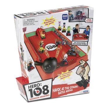 Giochi Preziosi 70230201 - Hero 108 Spielarena mit Spielfigur – Bild 2