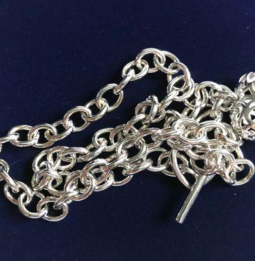Enzo Argenti Milano Collier Kette Silber mit Herz 45cm C2 – Bild 4