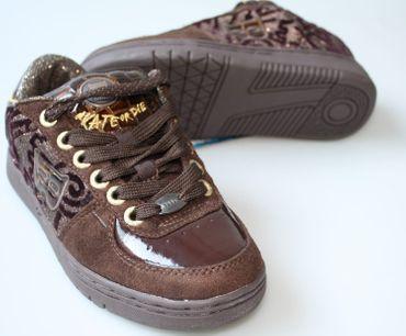 Bubba Sneaker Damen Skate  Gr.36 Schuhe 0200 NT Brown Egypt