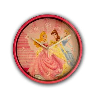Disney Princess Wanduhr 22,5cm