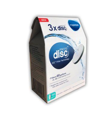 Mavea Micro™ disc Wasserfilter Kartusche 3er Pack wie Brita