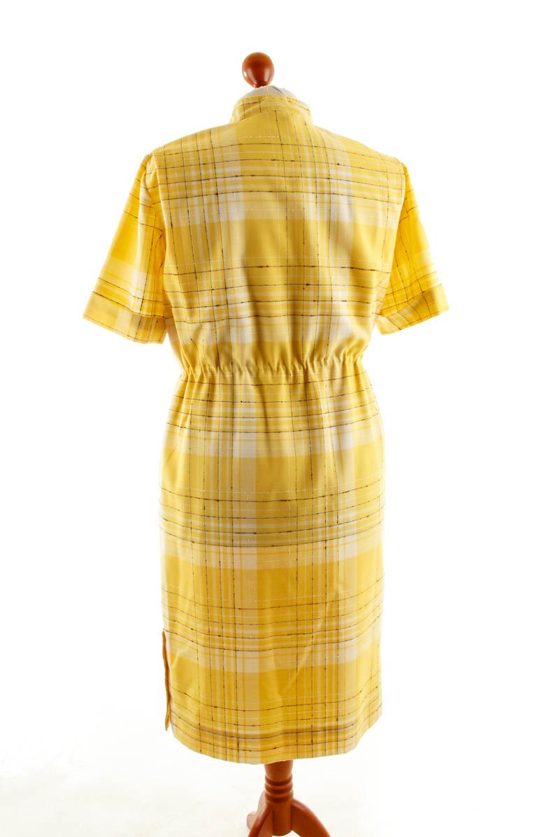 Mode Dansi Schwarz Gelb Damen Pumps | Online