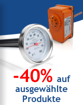 -40% auf ausgewählte Artikel