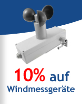 -10% auf Windmessgeräte