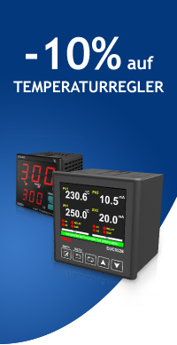 -10% auf Temperaturregler