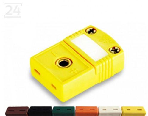 Miniaturkupplung Typ K, J, T, N, R/S