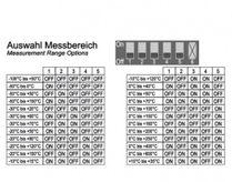 Kabelfühler bis 105°C - Aktiv mit Display 004