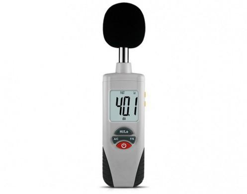 Schallpegelmessgerät 30 - 130dB