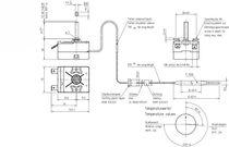 97°C bis 180°C E.G.O 55.13032.140 Kapillarrohrregler / Thermostat  003