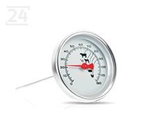 Bimetall-Bratenthermometer bis 120°C