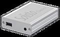 Solisto.Classic+ 5G mit MiniISO-Anschlusskabel, 1 Meter, Audi-Adapter