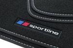 Sportline Fußmatten für BMW 1er E87 Bj. 2004-2011
