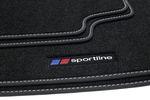 Sportline Fußmatten für BMW 3er E90 E91 Bj. 2005-2012 Bild 4