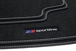 Sportline floor mats fits for BMW 3 Series E90 E91 2005-2012 L.H.D. only Bild 4