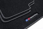 Sportline floor mats fits for BMW 3 Series E90 E91 2005-2012 L.H.D. only Bild 5