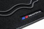 Sportline Fußmatten für BMW 5er E60 E61 Bj. 2003-2010 Bild 3