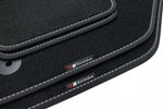 Exclusive line design floor mats fits for Audi A3 8P 8PA 2003-2012 L.H.D. only Bild 2