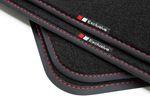 Exclusive-line Design Fußmatten für VW Golf 5 V Golf 6 VI Scirocco 3 III Bild 8