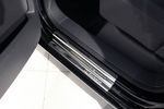 Stainless steel door sill and bumper protector fits for VW Touran 1 GP2 2010 - 2015 Bild 4