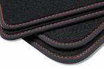 Premium floor mats for VW Touareg II 7P 2010- 2018 L.H.D. only Bild 8