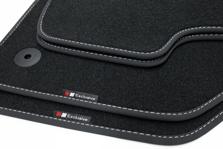 Premium Fußmatten für Citroen C3 Picasso Bj 2009-2017