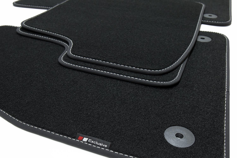 Exclusive Line design Tapis de sol adapté pour Citroen C9 Picasso II année  9-