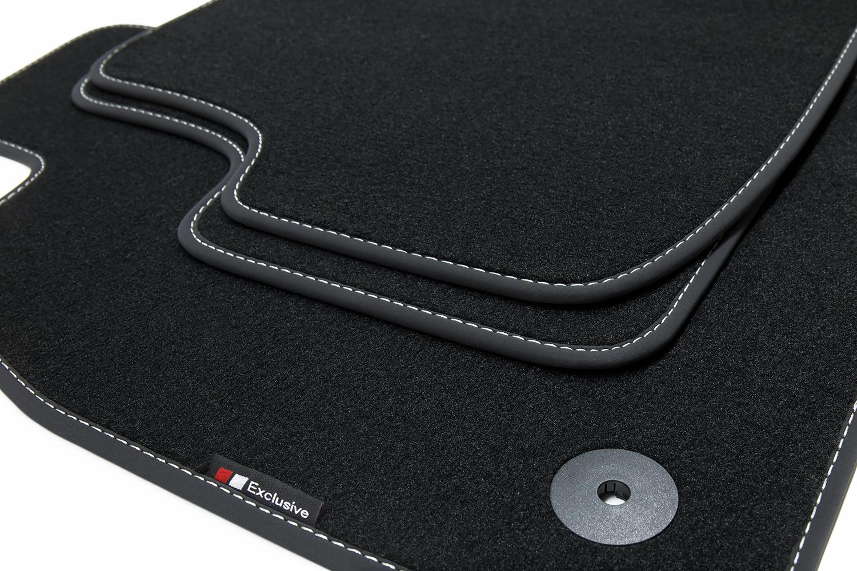 2013 Exclusive Design Fußmatten für Skoda Octavia 3 III Bj