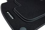 Exclusive-Sport Fußmatten für Mercedes C-Klasse W203 / S203 Bj. 2000-2007 Bild 2