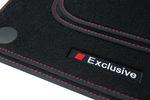 Exclusive-Sport Fußmatten für Mercedes GL / GLS X166 2012-  Bild 10