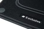 Exclusive-Sport Fußmatten für Mercedes GL / GLS X166 2012-