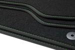 Premium floor mats for Skoda Octavia 2 from 2004-2013  L.H.D. only Bild 3