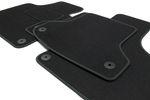 Premium floor mats for Skoda Kodiaq from 2017- L.H.D. only Bild 6