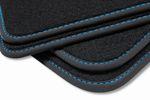 Premium Fußmatten für Toyota Yaris 3 ab Bj. 2010-