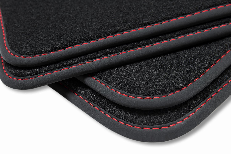 2012 Auto Winter Fußmatten für Seat Leon 3 5F 5-Türer ST Kombi  FR Cupra Bj
