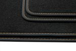 Premium floor mats fits for Seat Leon 3 III 5F SC from 2013- L.H.D. only Bild 2