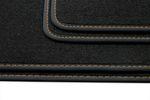 Premium floor mats fits for Seat Altea 5P from 2004-2015  L.H.D. only Bild 2