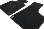 Premium floor mats fits for Seat Ibiza 4 IV 6L from 2002-2008 L.H.D. only Bild 7