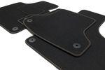 Premium floor mats fits for Seat Exeo Sedan / Estate from 2009-2013 L.H.D. only Bild 6