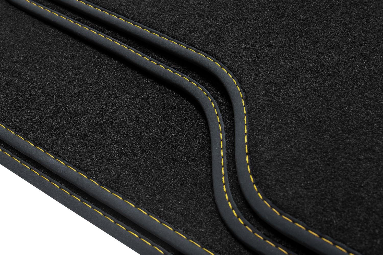 2006-10//2014 Allwetter Fußmatten für Opel Corsa D Bj