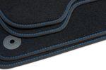 Premium Fußmatten für VW Golf 7 Variant Kombi Limo GTI R-Line Bj. 2012- Bild 4
