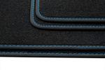 Premium floor mats for VW T-Roc from 2017- L.H.D. only Bild 2