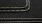 Ganzjahres Fußmatten für Audi A1 8X ab Bj. 2010-2018 Bild 3