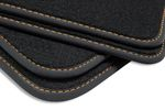 Year-round floor mats for Seat Altea 5P from 2004-2015 L.H.D. only