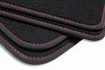 Ganzjahres Fußmatten für Toyota Avensis 3 ab Bj. 2008-