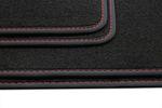 Ganzjahres Fußmatten für Hyundai Tucson 2 II Typ TL ab Bj. 2015- Bild 3