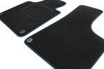 Premium Fußmatten für Ford Mondeo 4 IV Bj. 2007-08/2014 Bild 7