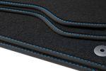 Premium Fußmatten für Kia Picanto 2 II Bj. 2011-2017 Bild 3